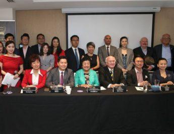 2019 中澳未来论坛将于中澳⾃贸协定签订五周年纪念⽇盛⼤开幕