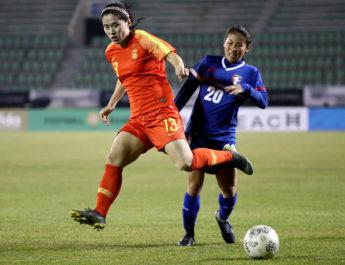 中國女足將在悉尼參加奧運資格賽